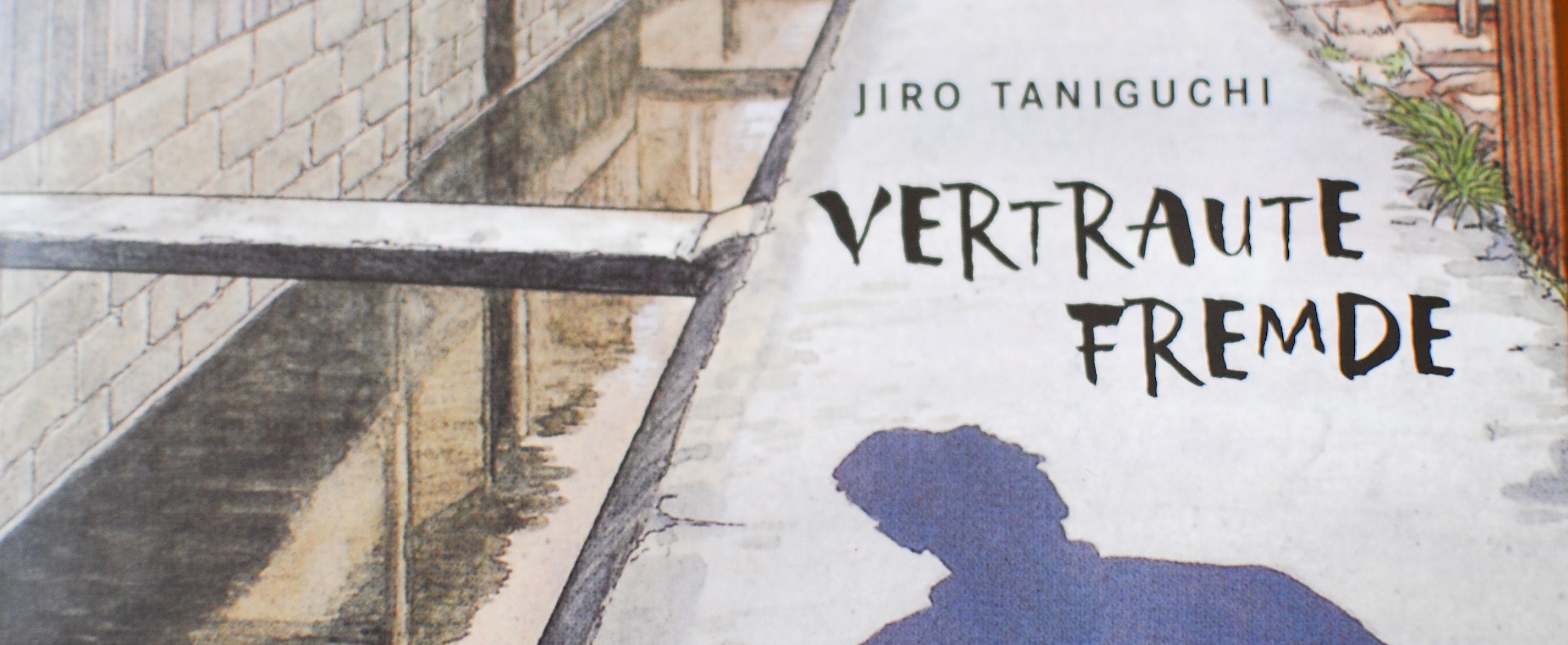 Vertraute Fremde (Jiro Taniguchi)